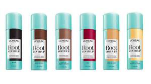 temporary hair color spray cvs fix cover your roots with l oreal