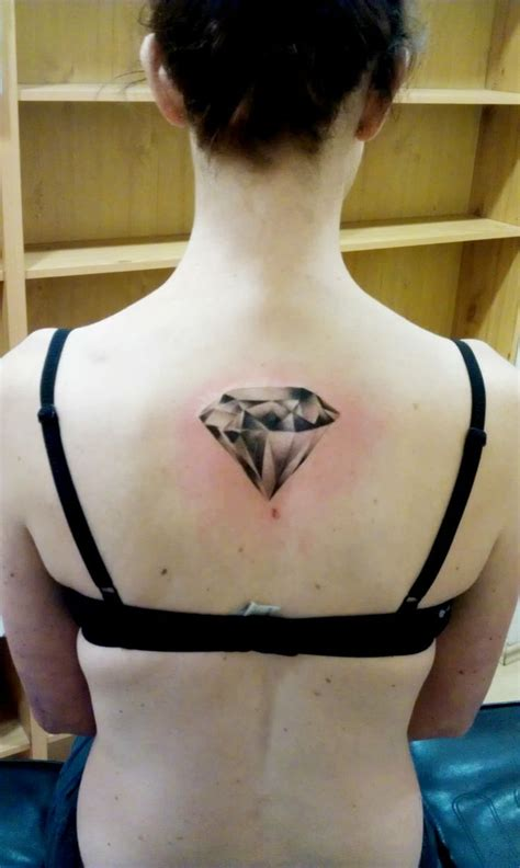 tattoo diamond black and grey diamond black and grey tattoo tattoos and piercings