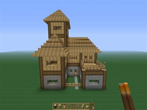 minecraft houses  survival easy minecraft houses