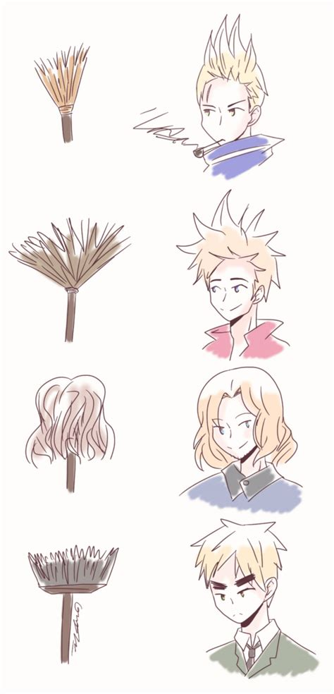 denmark s hair by cioccolatodorima on deviantart by grodrozmaa on deviantart have a hair reference for