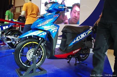 Fvpd Box Behel Gelombang Blue dijual 13 8 juta rupiah berikut spesifikasi suzuki address 110 di indonesia yudakusuma auto