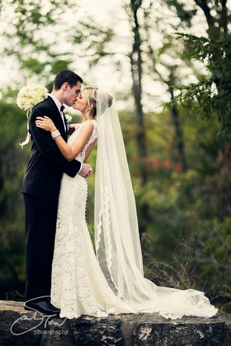 14 Romantic Wedding Veils (We Found On Pinterest