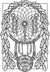 catcher coloring pages 24 best dreamcatcher coloring pages images on