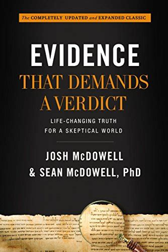 evidence that demands a verdict gospel ebooks