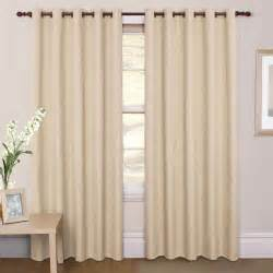 Blackout Black Curtains Blackout Curtain Cream
