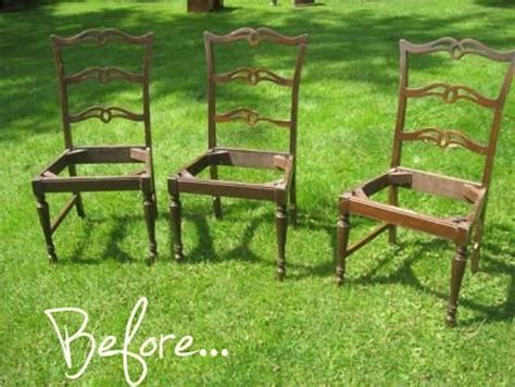 chairs into bench 8 diy projects for turning old chairs into gorgeous benches