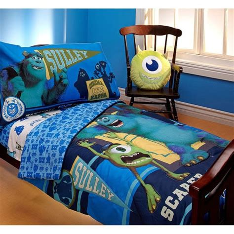 sams club bedding sam s club disney monster u 4 piece toddler bedding set