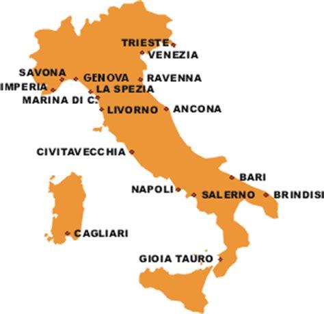 principali porti italiani porti italiani