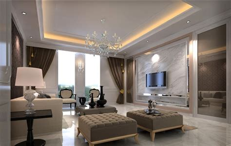 modern classic living room furniture in italian style for