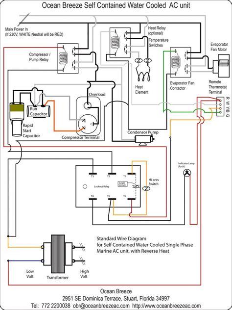 split air conditioner wiring diagram collection
