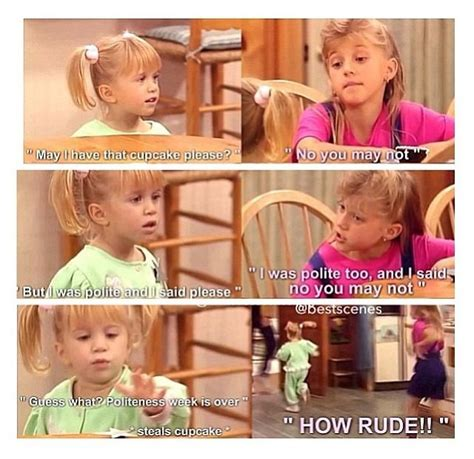 full house quotes full house michelle funny quotes quotesgram