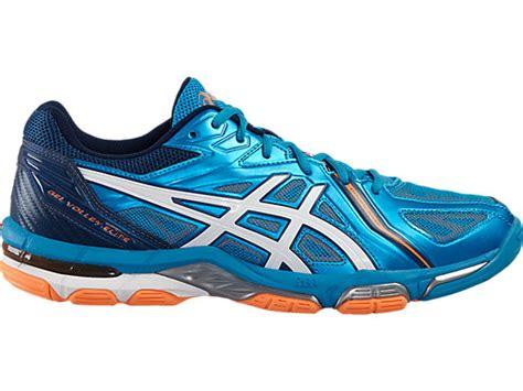 Sepatu Asics Gel Elite 3 gel volley elite 3 blue white orange asics ie