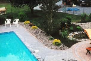 landscaping around pool landscape around pool ideas roselawnlutheran