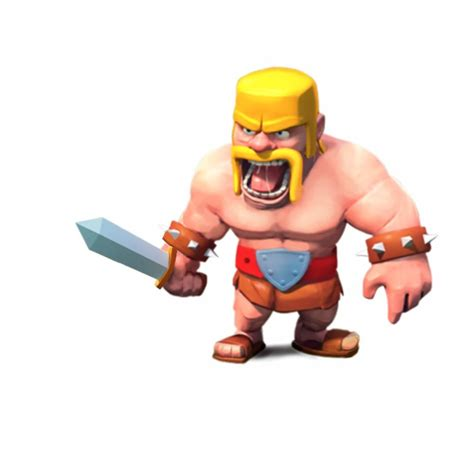 Coc Barbarian3 barbarian clash of clans pesquisa character