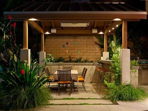 Covered Patio Lighting Patio Lighting Ideas To Light Up The Patio Home Furniture And Decor