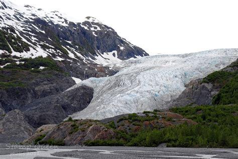 Stamp Queen: Exit Glacier