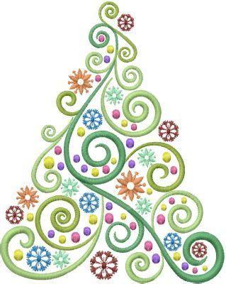 black mirror white christmas sub indo christmas tree swirl embroidery design a customer