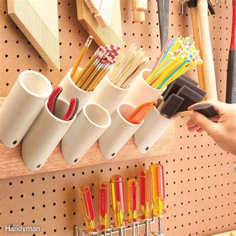 quick and clever kitchen storage ideas the family handyman quick and clever workshop storage solutions the family