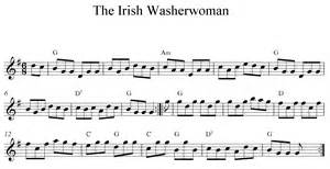 Irish washerwoman tenpenny bit ashford folk music resource