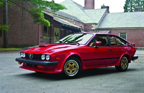1985 alfa romeo gtv photos informations articles