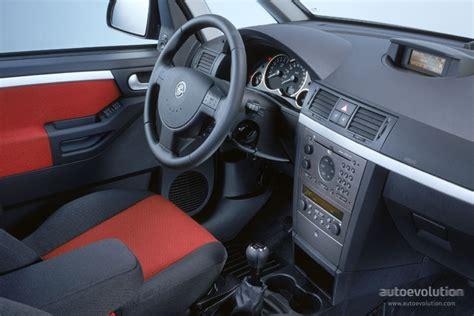 opel meriva 2004 interior opel meriva specs 2003 2004 2005 autoevolution