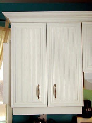 diy beadboard cabinets bead board oh yes - Beadboard Kitchen Cabinets Diy