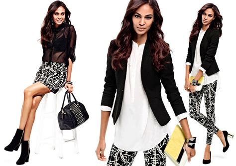 Fab Ad Hm Fall 2007 by Joan Smalls Pretty For H M Trends Update Stylefrizz