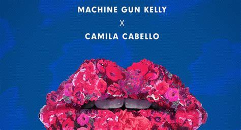 camila cabello bad things camila cabello drops bad things with machine gun kelly