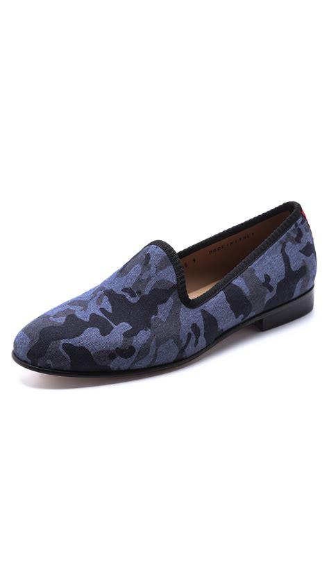 toro slippers mens toro prince albert slippers in blue for blue navy