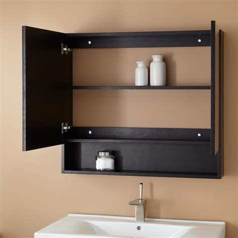 black bathroom medicine cabinet bathroom medicine cabinets
