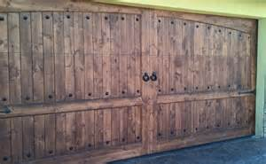 Rustic Garage Doors Rustic Garage Door Home