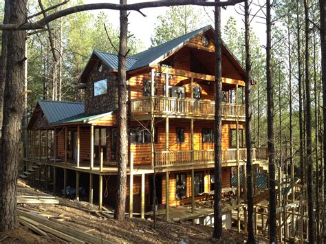 Broken Bow Lake Cabin Rentals by Broken Bow Adventures Oklahoma Luxury Log Cabins Rentals