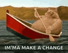 row the boat gif rowboat sinking gif rowboat sinking survivor discover