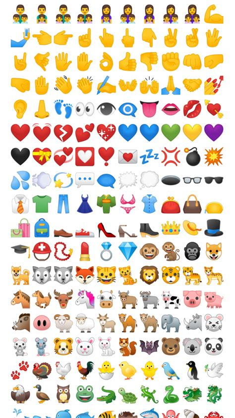 more emojis for android android o redesigns emojis get them now on android 5 0
