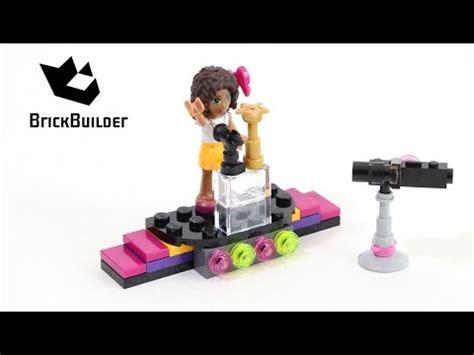 Lego Friends 30205 Pop Carpet Andrea Polybag New lego friends 30205 pop carpet lego speed build