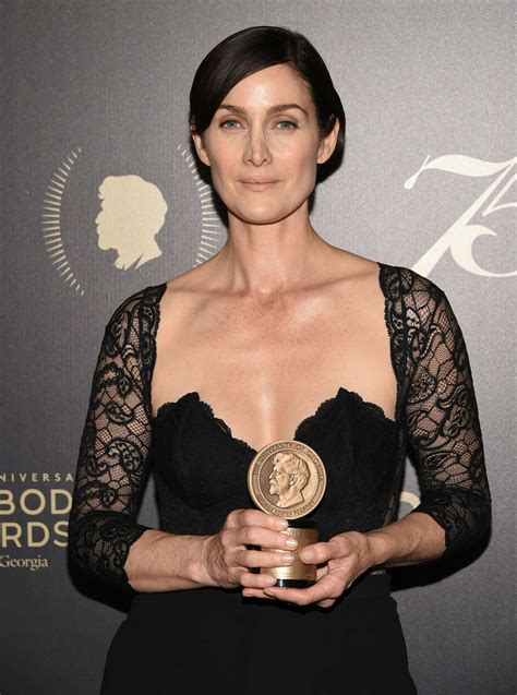 Carrie Moss In New by Carrie Moss 75th Annual Peabody Awards Ceremony In