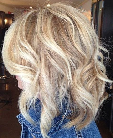 white frosting on medium blonde hair hair color trends 2017 2018 highlights gorgeous