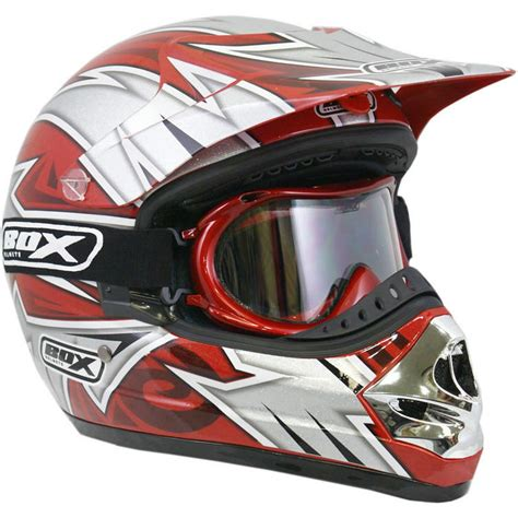 motocross helmets with goggles box mx 3 blade helmet goggles motocross helmets