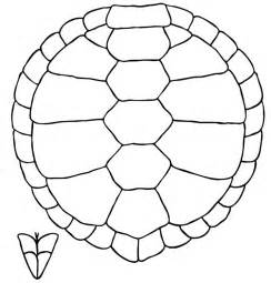 Turtle Shell Template by How To Draw Turtle Shell Pattern Clipart Best