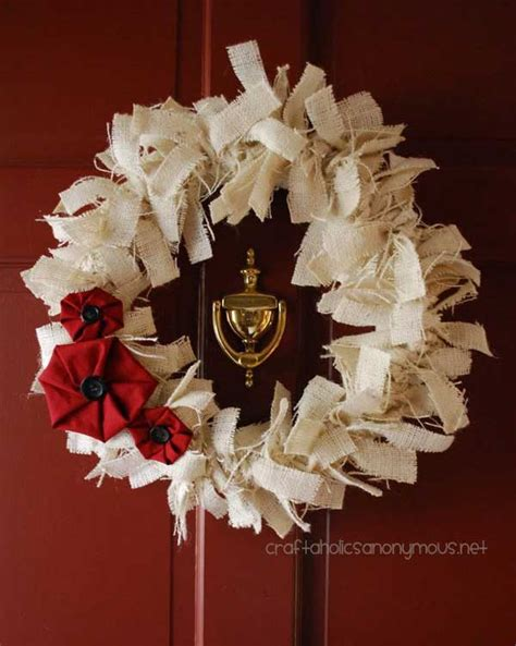 Handmade Wreaths Ideas - top 35 astonishing diy wreaths ideas amazing