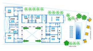 Hacienda Floor Plan by Gallery For Gt Mexican Hacienda Floor Plans