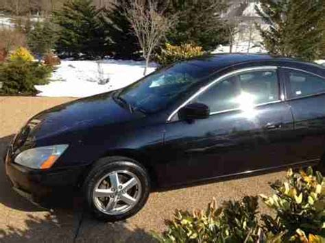93 Honda Accord 2 Door by Sell Used 2004 Honda Accord Ex Coupe 2 Door 2 4l In