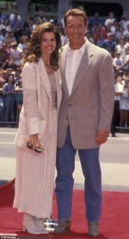 arnold 5 years later we re still married arnold schwarzenegger and shriver still not divorced