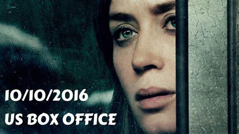 box office 2016 youtube the reviewer us box office 10 10 2016 البوكس أوفيس