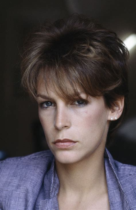 Jamie Lee Curtis | best from the past jamie lee curtis by albane navizet