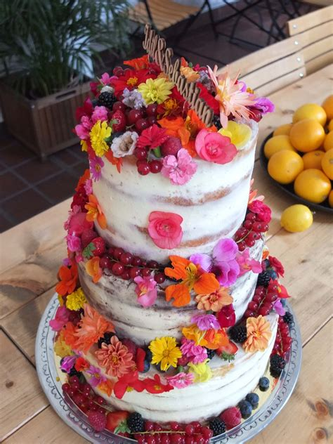 Hochzeitstorte Im Sommer by Hochzeitstorte Selber Machen So Geht S 5 Schritte Zum