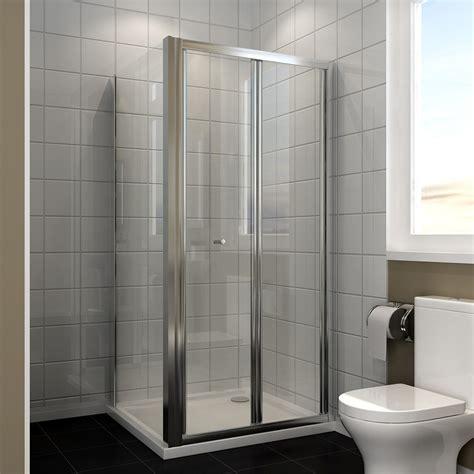 Glass Bathroom Tray Uk Bathroom Shower Enclosure And Tray Waste Bifold Door Glass