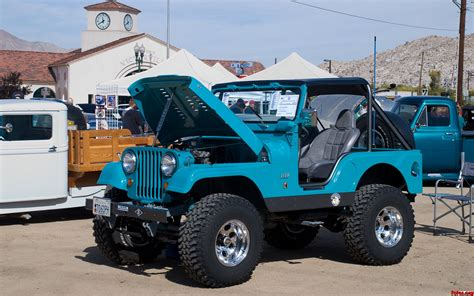 Turquoise Jeep Jeep Cj 1942 1986 On Jeep Cj Jeep Cj7 And Jeeps