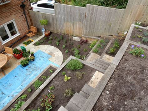 Steep Slope Garden Design Ideas Steep Slope Garden Designs Garden Designer Staffordshire