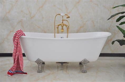 cast iron porcelain bathtub porcelain bathtub freestanding clawfoot cast iron bath tub
